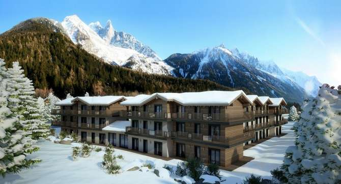 Odalys Isatis Chamonix-Mont-Blanc