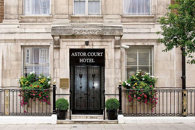 Astor Court Hotel Londen