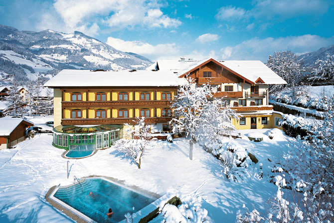 Ferienparadies Hotel Lerch Sankt Johann im Pongau