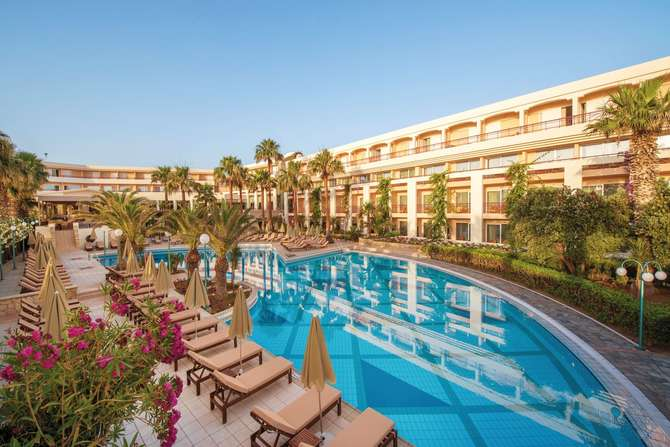 Rethymno Palace Luxurious Beach Hotel & Suites Adelianos Kambos