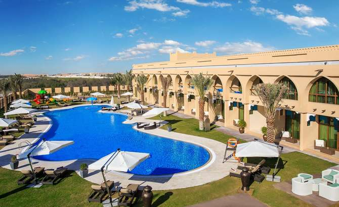 Western Hotel Madinat Zayed Madinat Zayid