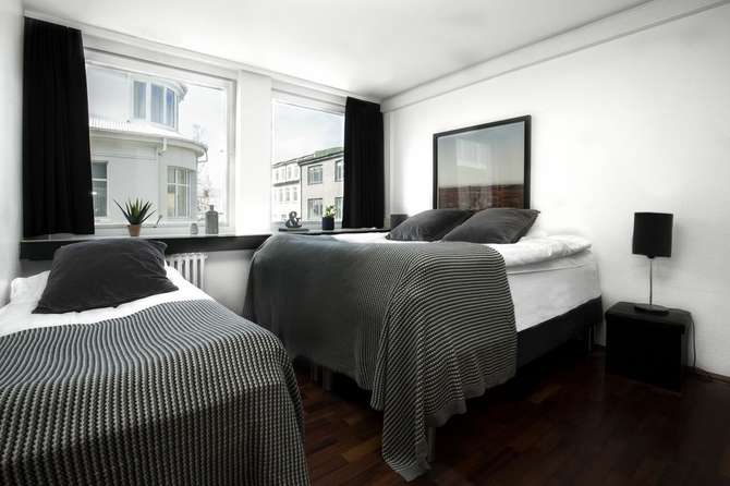 Room with a view Luxury Appartementen Reykjavik