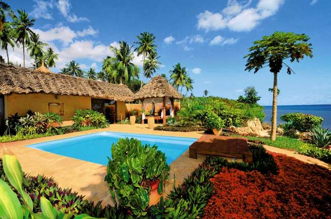 Zanzi Resort Mangapwani