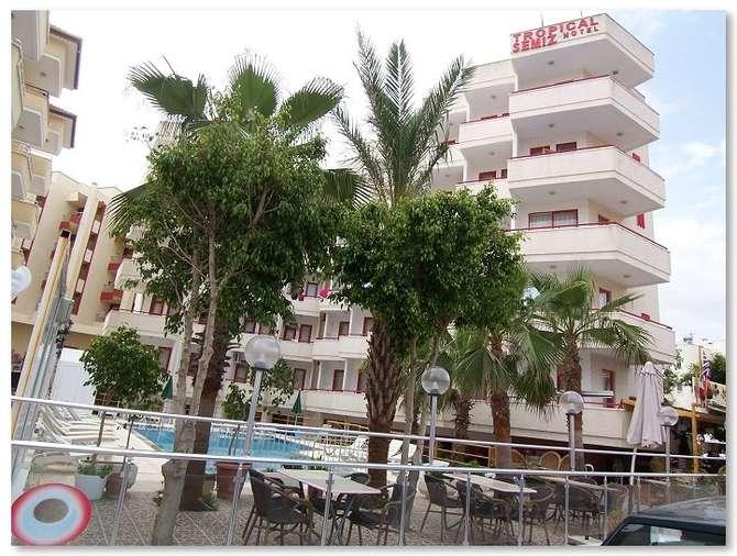Semiz Aparthotel Alanya