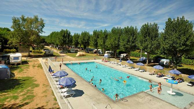 Camping Les Ondines Souillac