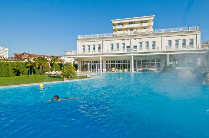 Hotel Terme All'Alba Abano Terme
