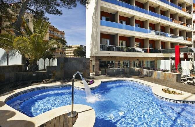 Hotel Mediterranean Bay El Arenal