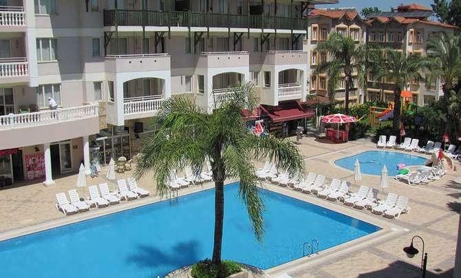Side Village Family Suite Hotel Side