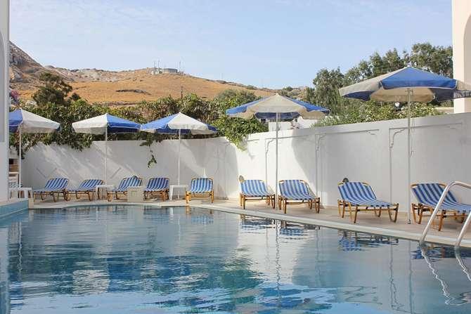 Hotel Glaros Kamari