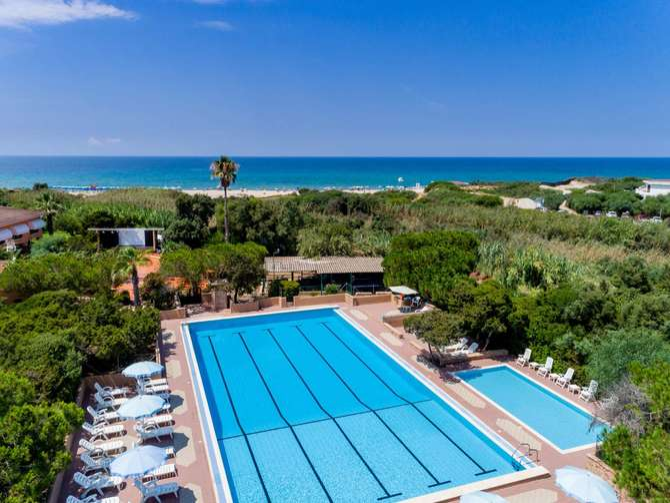 Club Hotel Residence Baiaverde Sassari