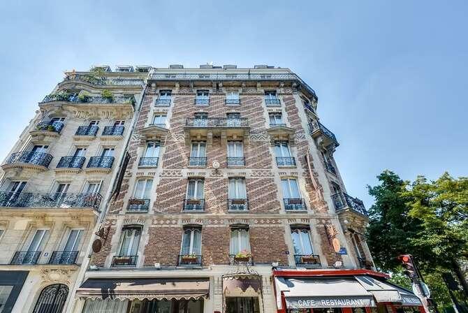 Villa Montparnasse Parijs
