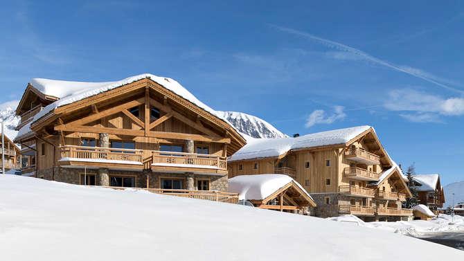 Residence Le Cristal de l'Alpe L'Alpe-d'Huez