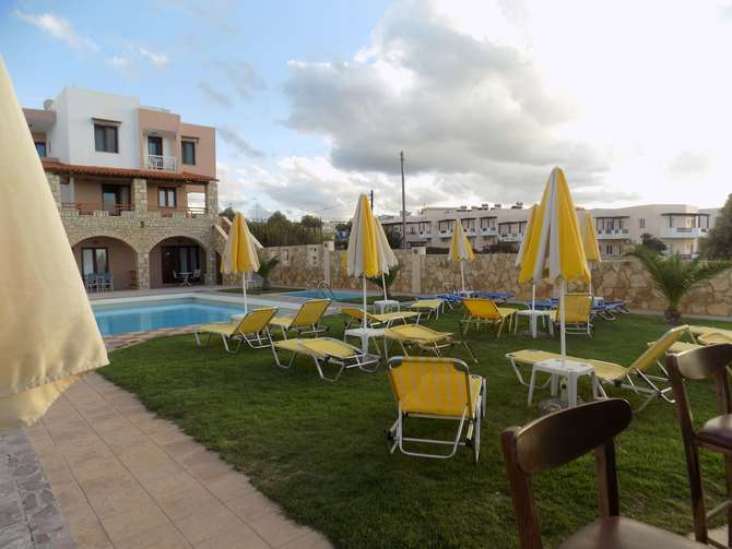 Hotel Ekavi Beach Skaleta