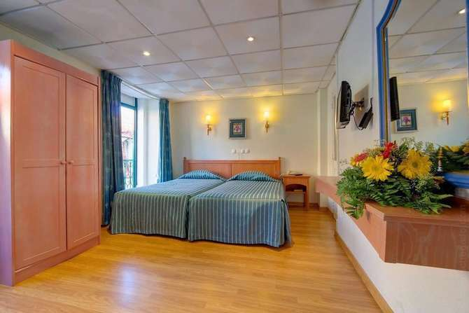 Hotel Duas Nacoes Lissabon