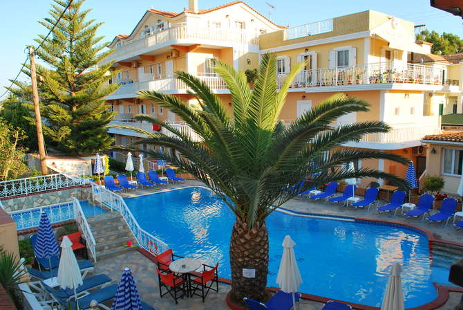 Planos Beach Hotel Tsilivi