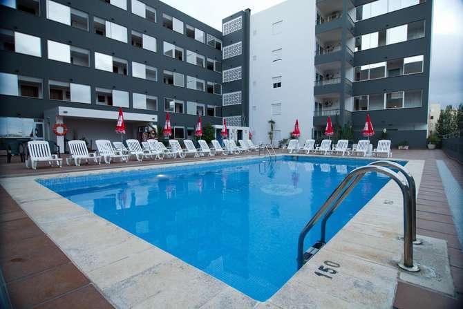 Hotel El Puerto Ibiza-Stad