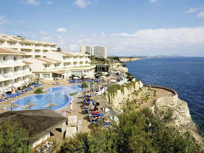Appartementen Hsm Calas Park Calas De Mallorca