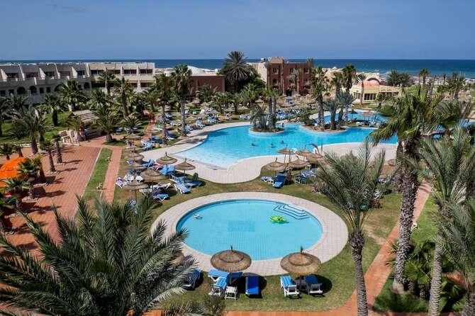 Hotel Meridiana Midoun