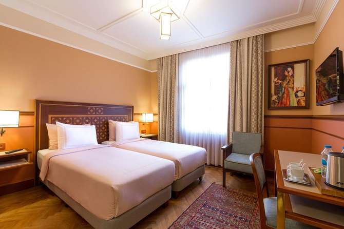 Lalahan Hotel Istanbul