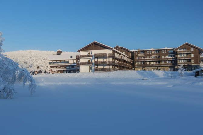 Hotel Bergo Beitostølen