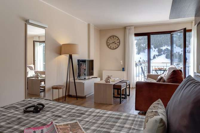 Pierre & Vacances Residence Andorra Bordes d'Envalira Soldeu