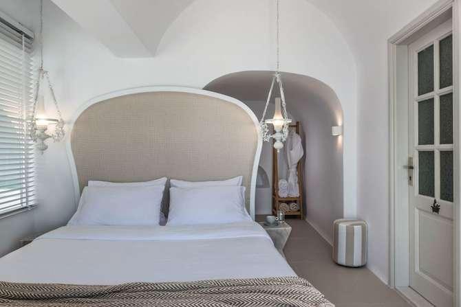 Nefeles Luxury Suites Fira