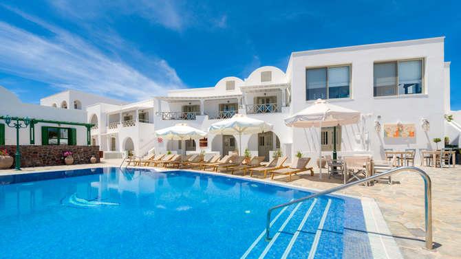 Hotel Mathios Village Akrotíri