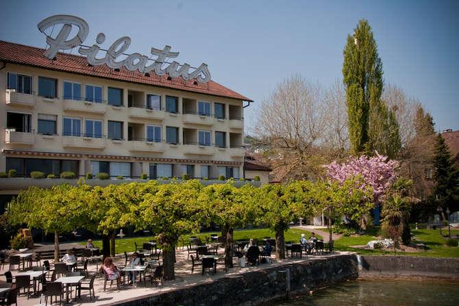 Seehotel Pilatus Luzern