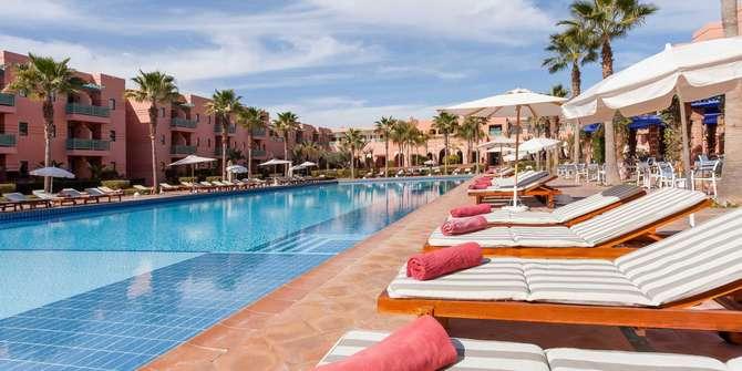 Les Jardins de l'Agdal Hotel & Spa Marrakech