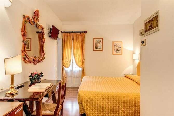 Hotel San Giorgio e Olimpic Florence