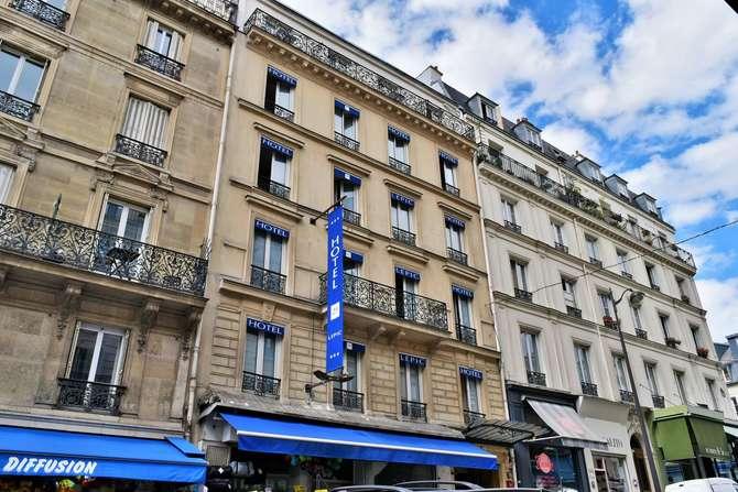 Hotel 29 Lepic Parijs