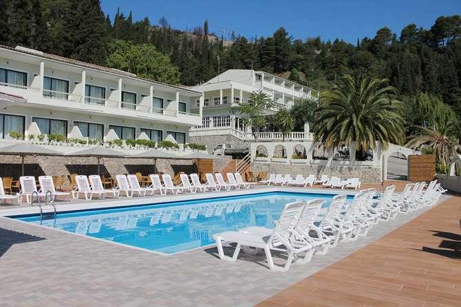 Benitses Bay View Hotel Benitses