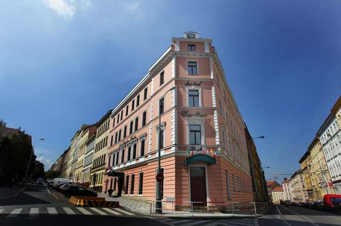 Hotel Carlton Prague Praag