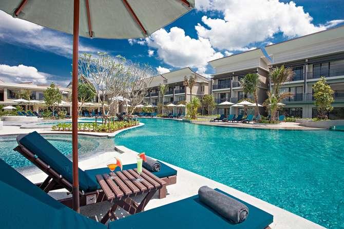 Bangsak Merlin Resort Khao Lak
