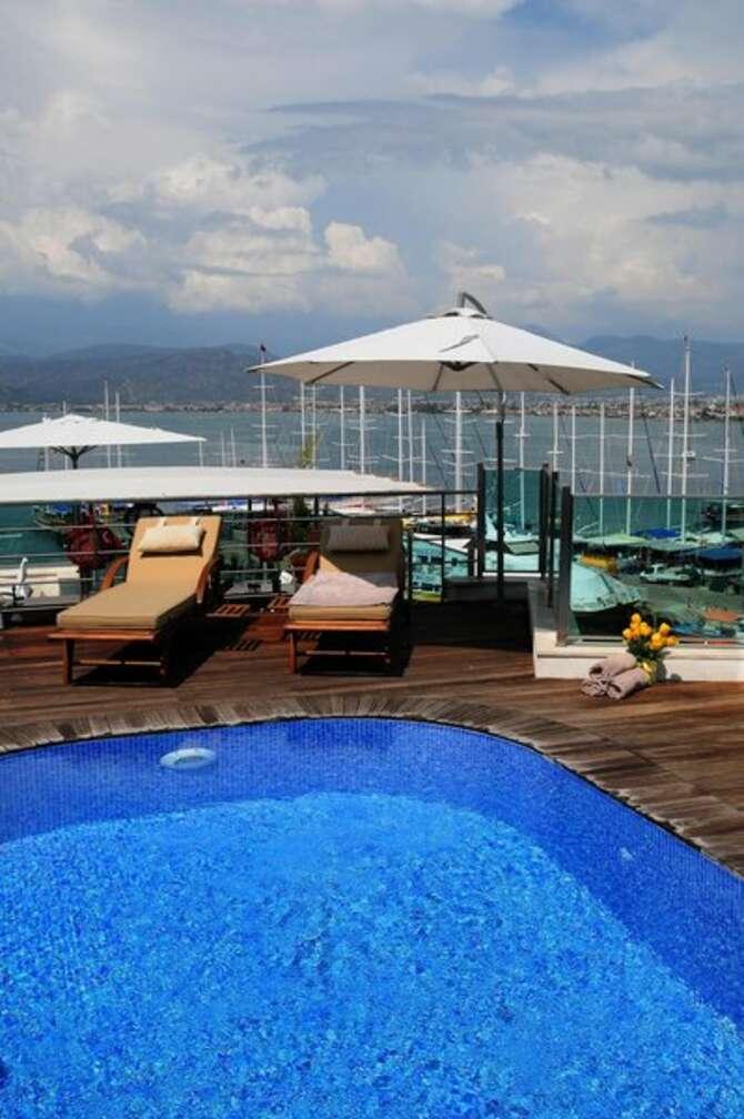 Alesta Yacht Hotel Fethiye