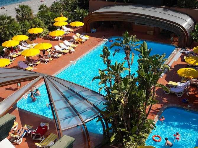 Caparena Hotel & Wellness Club Taormina