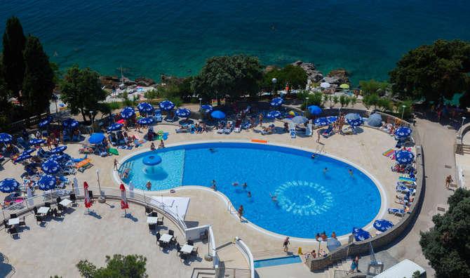 Hotel Drazica Krk