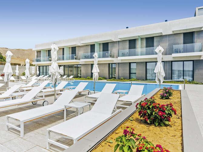 Pestana Ilha Dourada Hotel & Villas Campo de Baixo