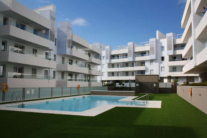 Aqua Appartementen San Pedro de Alcántara