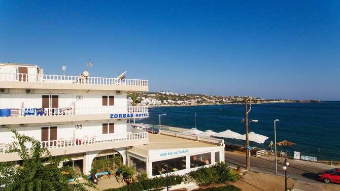 Zorbas Hotel Anissaras