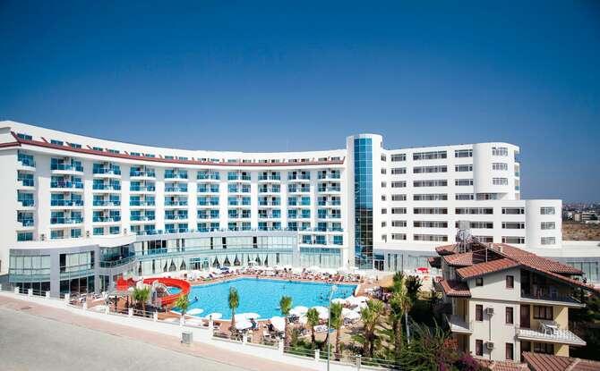Narcia Resort Side Side