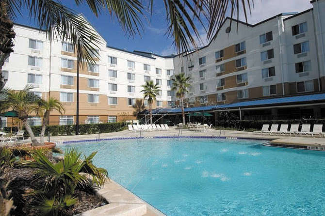 Fairfield Inn & Suites Orlando Lake Buena Vista by Marriott Orlando