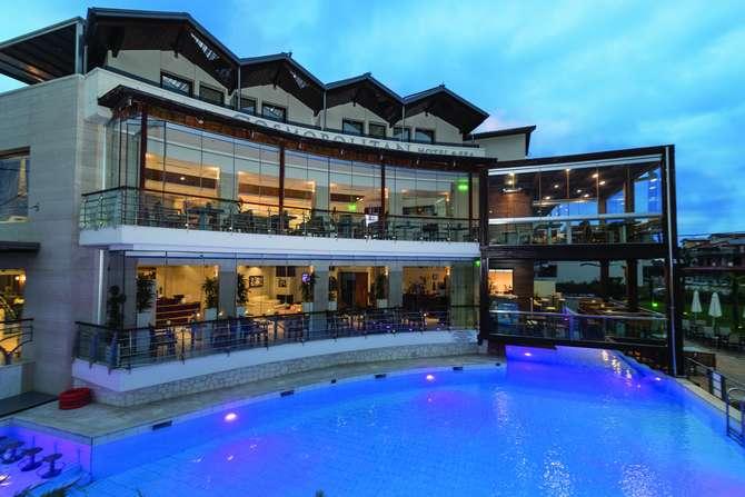 Cosmopolitan Hotel & Spa Paralía