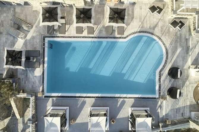 Mykonos No5 Suites & Villa's Ornos
