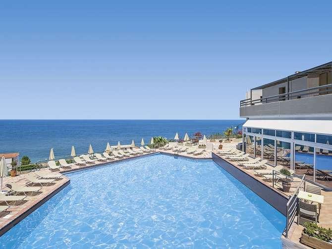 Scaleta Beach Hotel Skaleta
