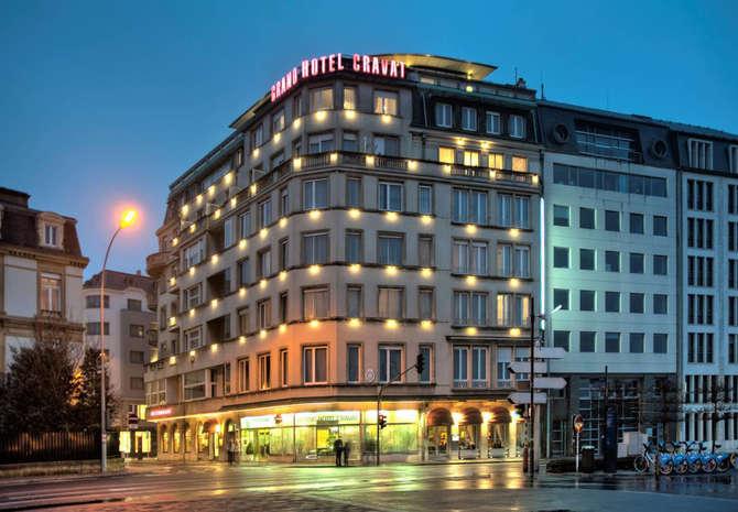 Grand Hotel Cravat Luxemburg
