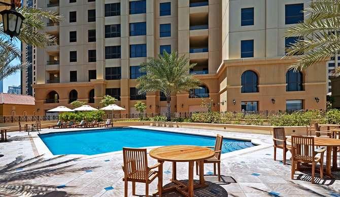 Roda Amwaj Suites Dubai Dubai