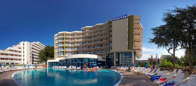 Elena Hotel Golden Sands