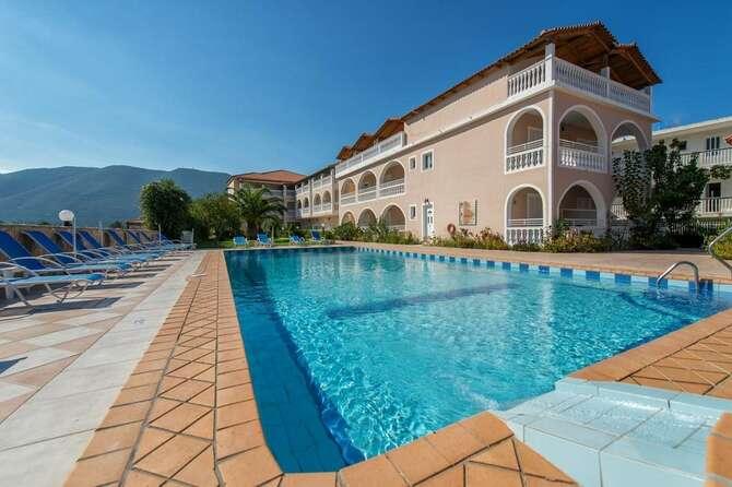 Hotel Plessas Palace Alikes