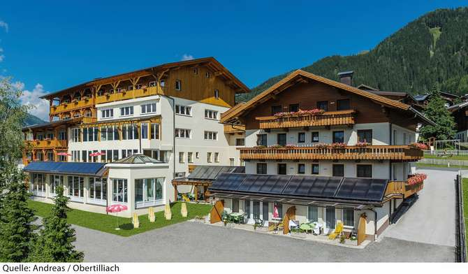 Hotel-Gasthof Andreas Obertilliach